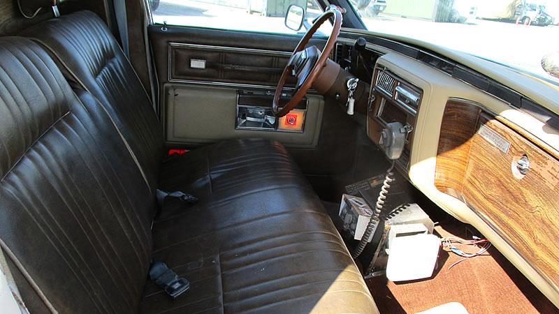 1977 Cadillac Ambulance - Vintage Emergency Vehicles